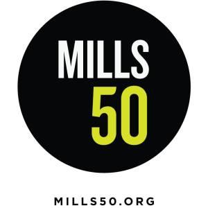 mills-50-logo